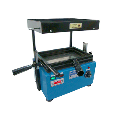 Vacuum Forming Compacta (mini vacuum forming manual)