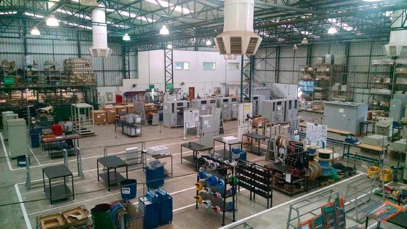 Empresa de painéis elétricos no interior de sp