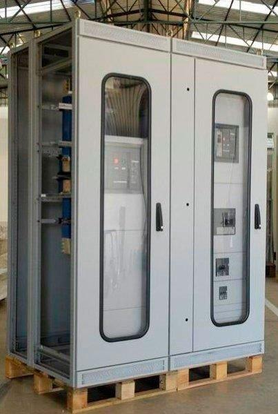 Fabricação de painéis elétricos
