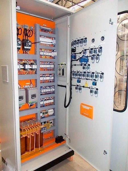 Fabricante de painéis elétricos
