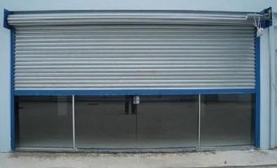 Fabricação de portas de enrolar
