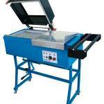 Maquina de embalar encolhimento conjugado